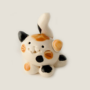 Fat Cat Collectible Figurine
