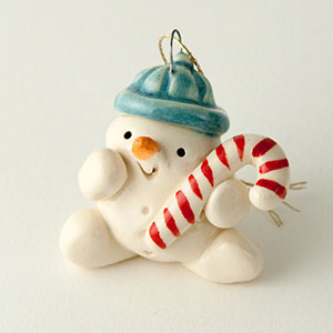 Christmas Ornament Collectible Figurines