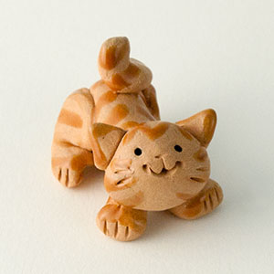 Cat Collectible Figurines