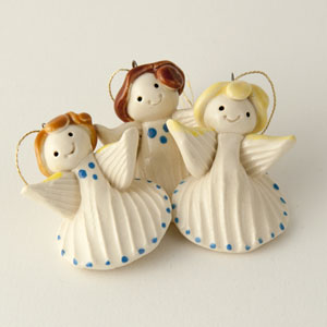Three Angels Collectible Figurine