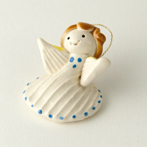 Angel Red Collectible Figurine