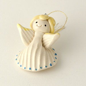 Angel Blonde Collectible Figurine