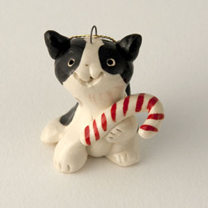 Candy Cat Collectible Figurine