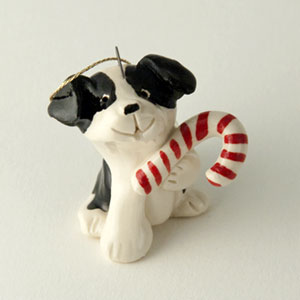 Candy Dog Collectible Figurine