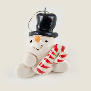 Candy Frosty Collectible Figurine