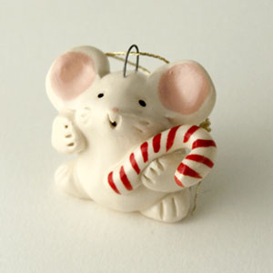 Candy Mouse Collectible Figurine
