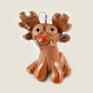Reindeer Collectible Figurine