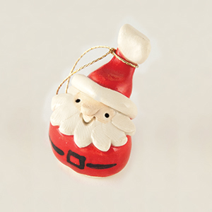 Santa Collectible Figurine