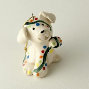 Twinkle Dog Collectible Figurine