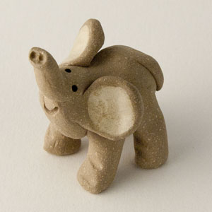 Elephant Collectible Figurine