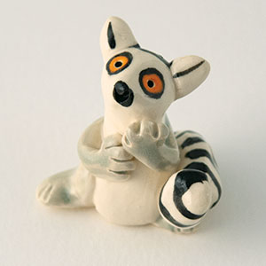 Lemur Collectible Figurine