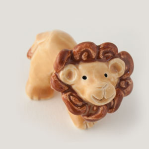 Lion Collectible Figurine