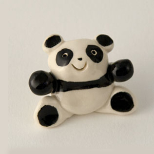 Panda Collectible Figurine
