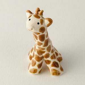 Giraffe Collectible Figurine