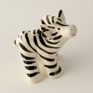 Zebra Collectible Figurine
